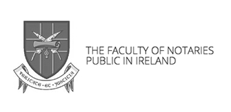 The Faculty of Notaries Public in Ireland Logo