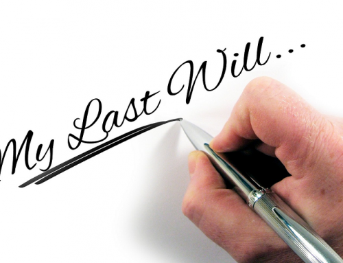Agreeing to be someone's executor – what it means